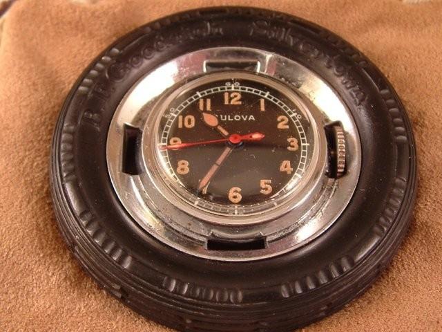 1944 Bulova Promo Tire watch 16J 10AKCHS