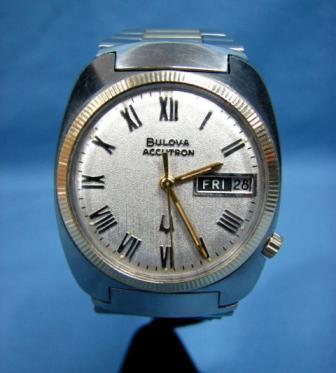 Bulova 1971 Accutron 218