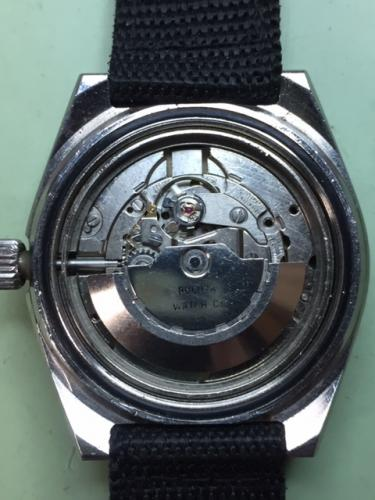 1983 Bulova Divers watch 3