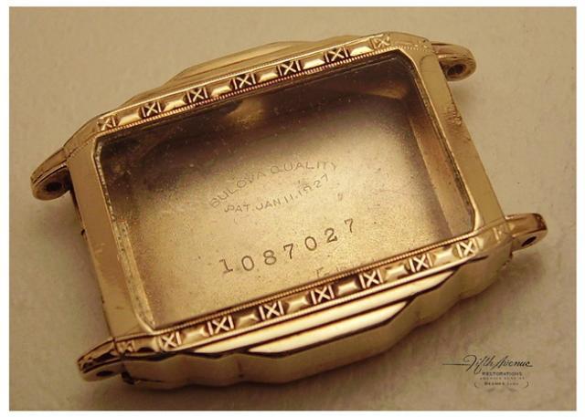 1931 Bulova watch