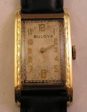 1936 Bulova Phantom