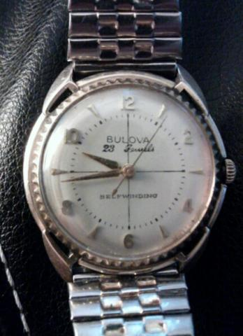Bulova watch 3/16/2013