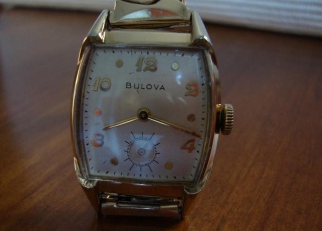 1950 Bulova Ruxton