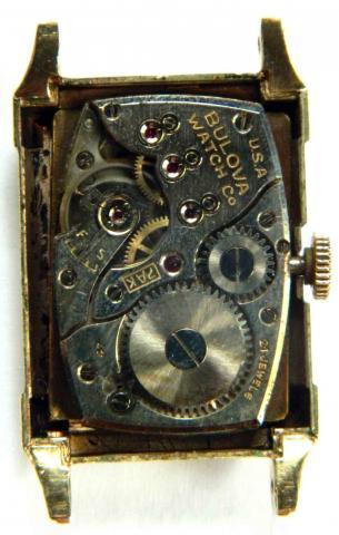1947 Bulova watch