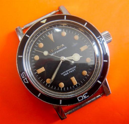 1967 Bulova Snorkel J