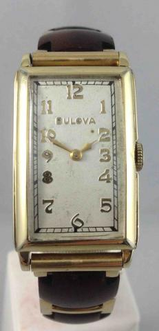 1937 Galahad Rectangular 21 Jewel 6AE