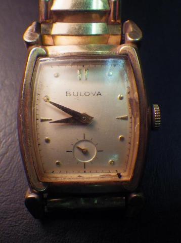 GhostFish 1953 Bulova 12 12 14