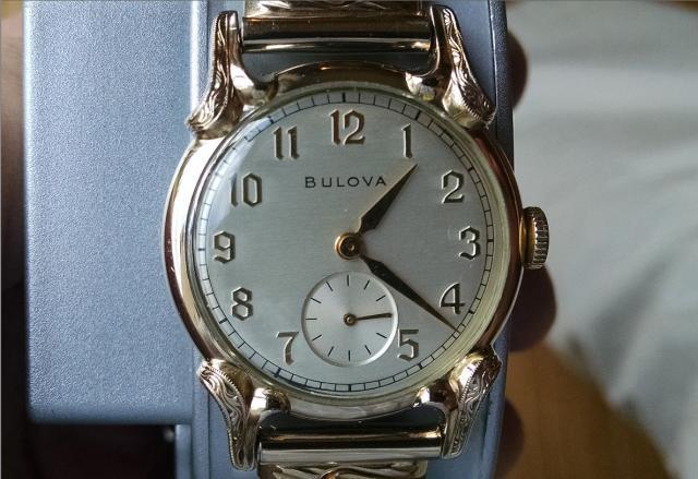 1951 Bulova Windsor