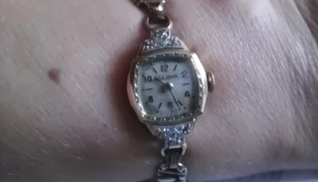 Bulova watch 1939 Lady Buliva F