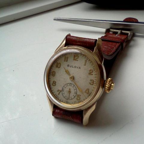 Bulova watch 4/4/2014