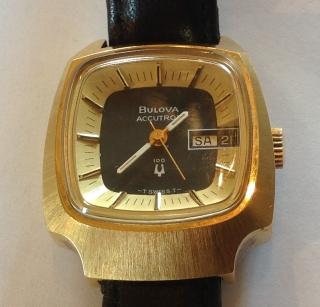 "Bulova 1975 Accuquartz ""Centenary"" ladies watch"