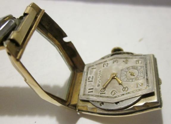 1935 Bulova watch