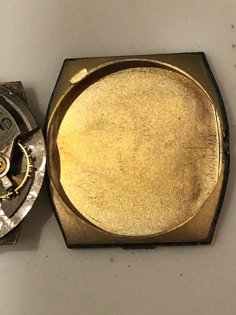 1957 Bulova watch