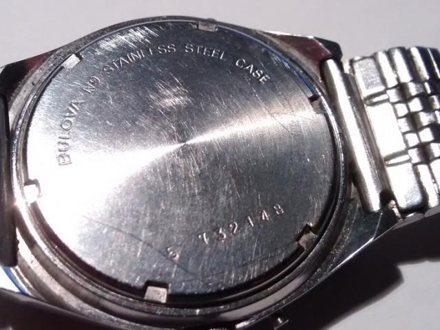 1979 Bulova watch