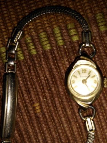 Bulova watch and band