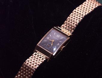 1949 Douglas Bulova watch