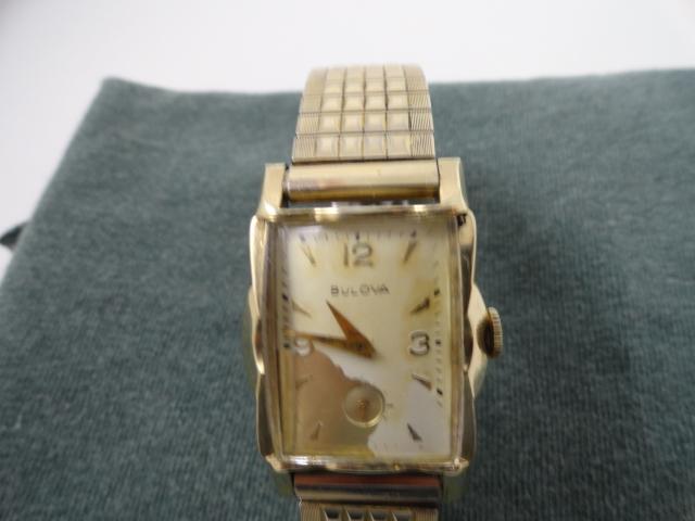 1953 lexington Bulova watch