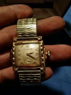 Bulova watch 1958 pearson