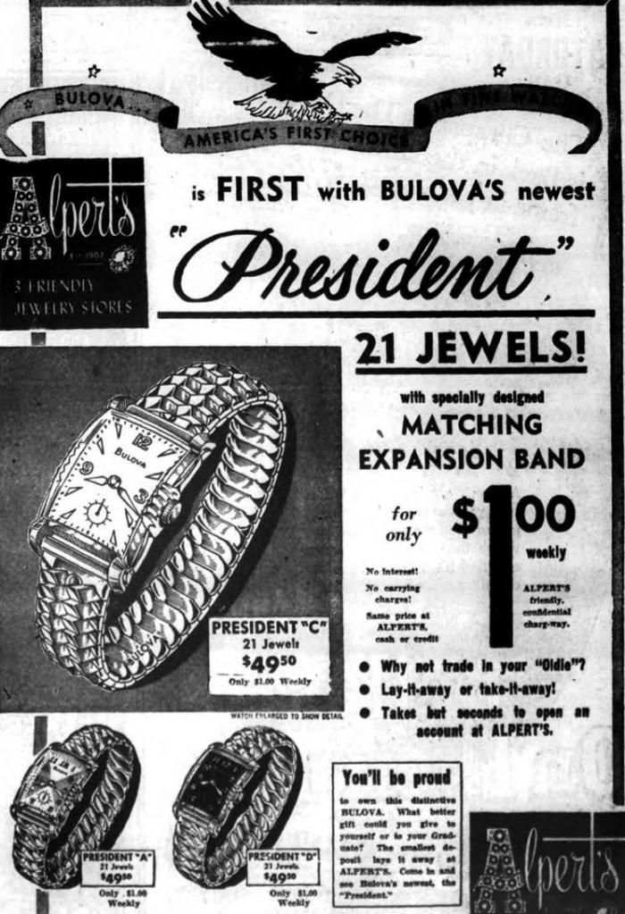 """1959 Senator """"C"""" - Ad"""