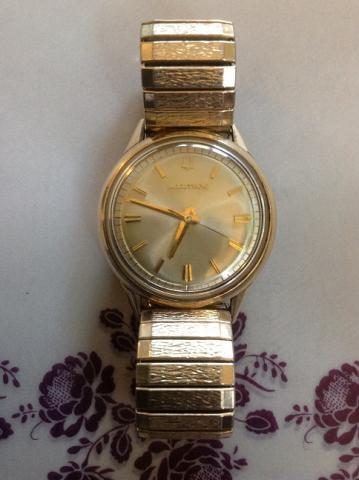 Accutron 1966 Bulova watch