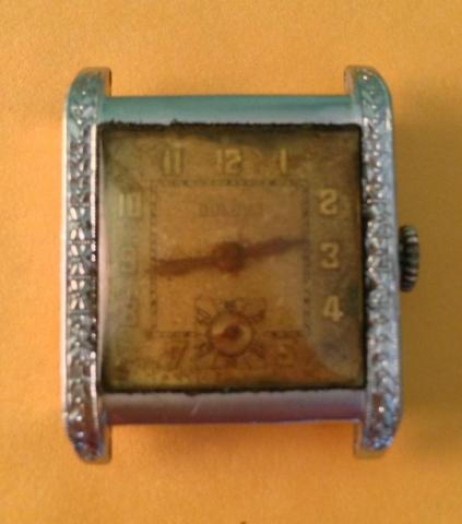 1929 Bulova Revere watch