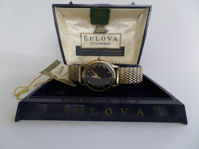 1956 Bulova Midnight Clipper