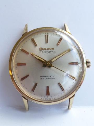 1968 Bulova AeroJet watch