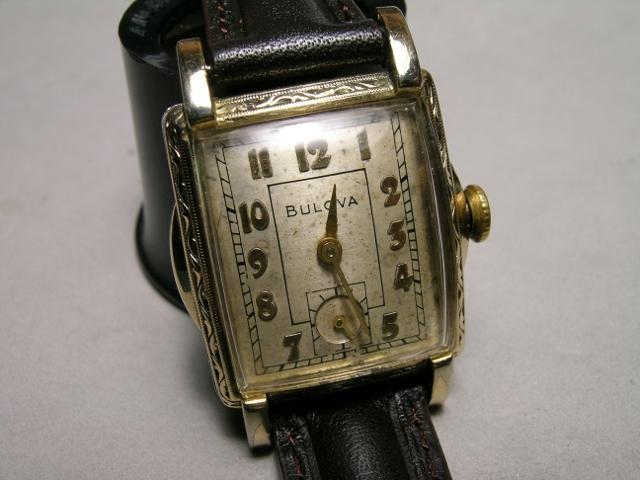 1951 TreasurerBulova watch