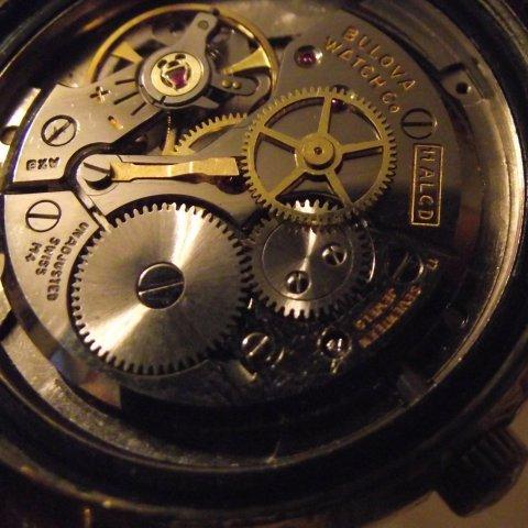 1964 Bulova watch