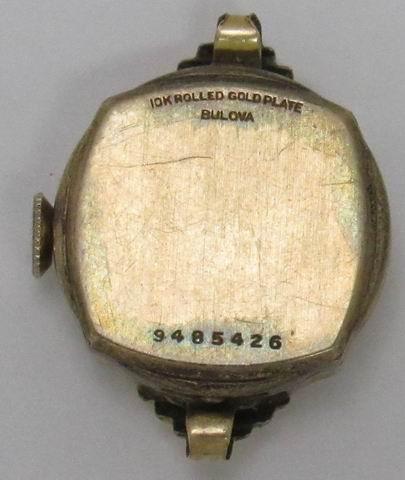 1939 Bulova watch