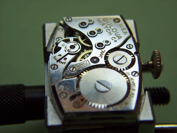 1940 Bulova watch