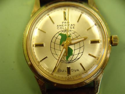 1969 Bulova Sea King watch