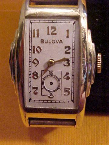 1939 Bulova Banker