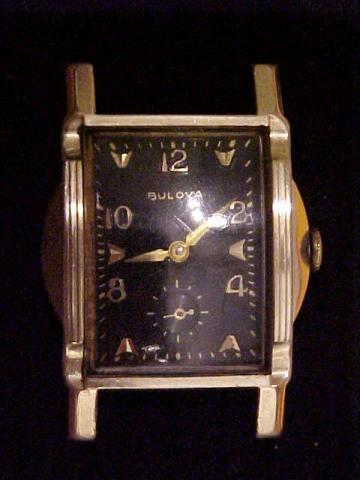 1959 Webster Bulova watch