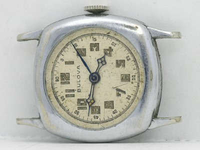 Bulova watch 15J Unknown