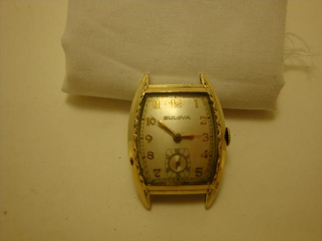 Bulova watch 07/-87/13