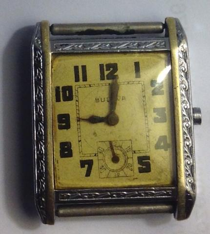 1929 Bulova Unknown watch