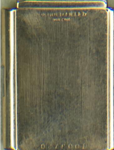 [field_year-1947] Bulova watch