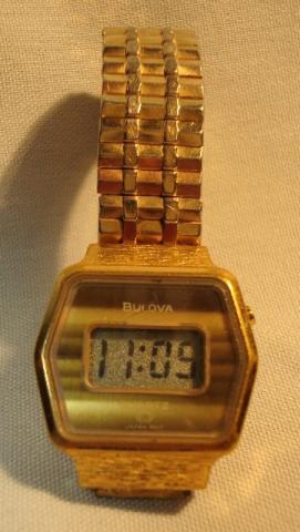 1977 Bulova Computron