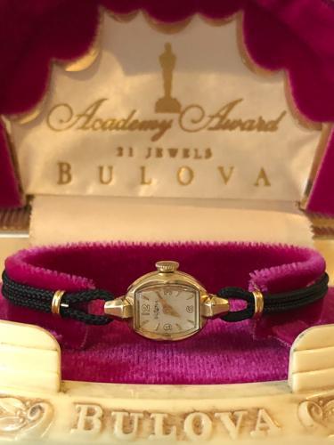 1951 Bulova Academy Award M watch