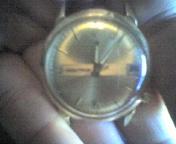 Bulova Accutron 214 18k solid gold 1967