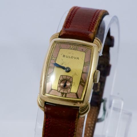 1940 Senator Bulova watch