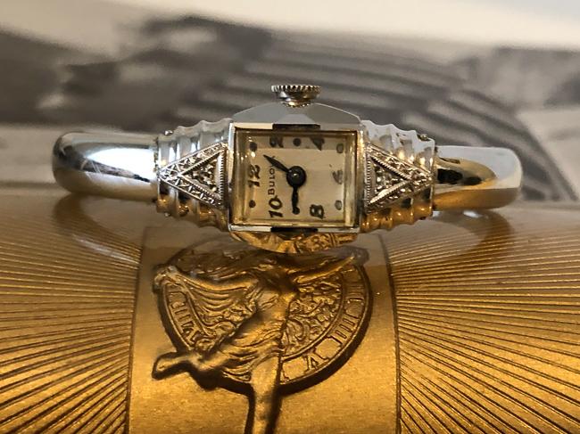 1956 Bulova American Girl H  watch