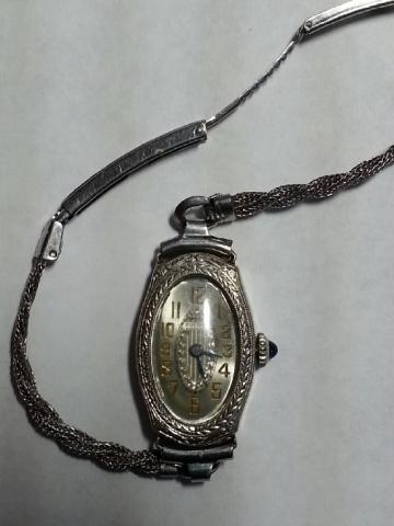 Bulova 1930 Arline watch