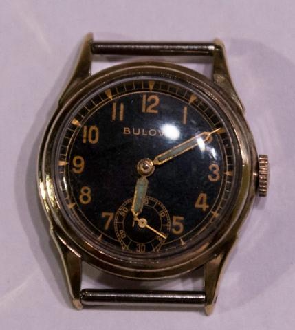1943 Bulova watch 1943