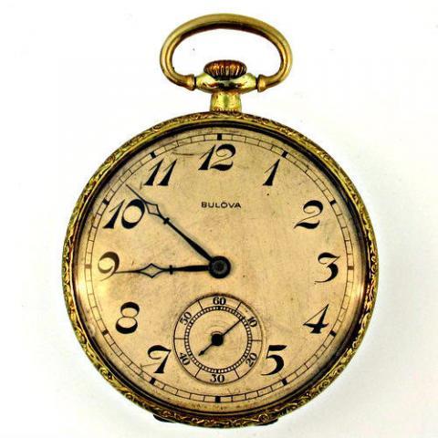 1922 Bulova watch