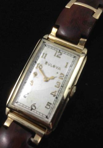 1937 Galahad  Bulova Watch 4