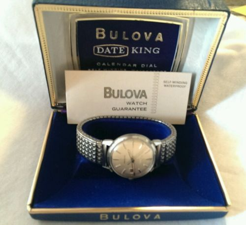 bobbyrohr88 1966 Bulova Date King TT 6 9 2014