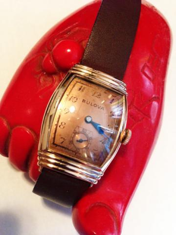 Bulova watch brewster