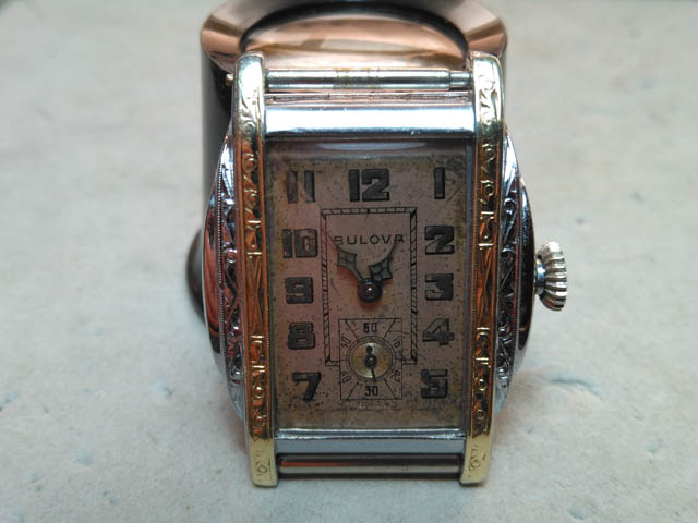 [Gladiator] Bulova watch